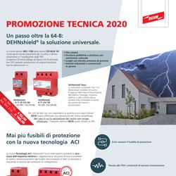 DEHN Promozione tecnica 2020