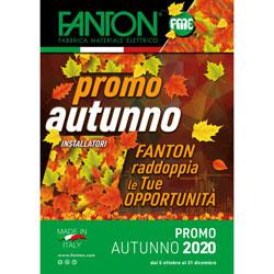 Fanton promo autunno 2020