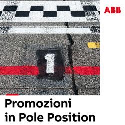 ABB Promozioni in Pole Position