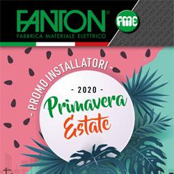 FANTON Promo installatore primavera/estate 2020